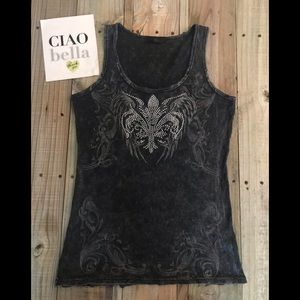 Angel Wings Tank by Reign - Size XL